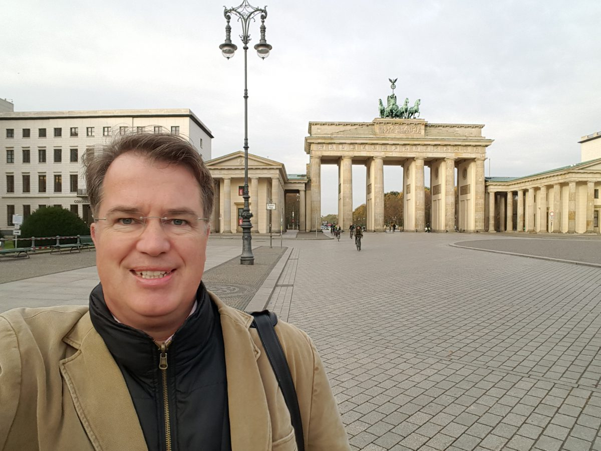 Michael Voß in Berlin